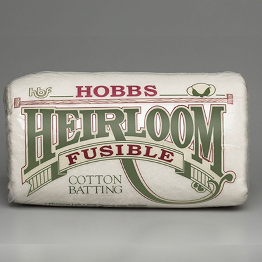 Heirloom® Premium 80/20 Fusible Cotton Blend - Crib size